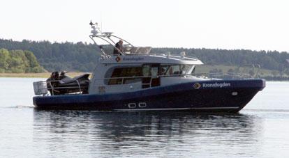 Aluminiumbåt anytec